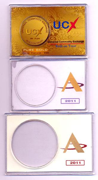 PVC Coin Card 02