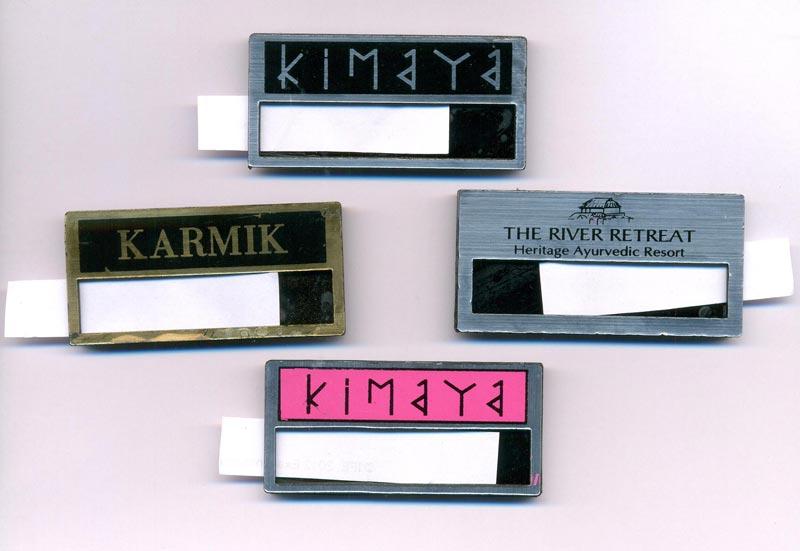 Reusable Name Badge Sample 03