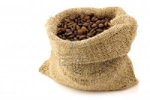 Coffee Jute Bag 06