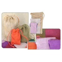 Jute Drawstring Bags (LMD 06)