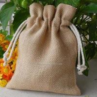 Jute Drawstring Bags (LMD 08)