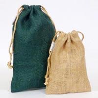 Jute Drawstring Bags (LMD 09)