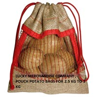 Jute Drawstring Bags (LMD 11)