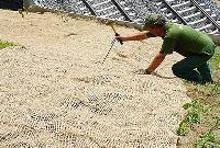 Jute Soil Saver/ Jute GEO Textile (LMC-G-01)