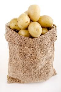 Jute Vegetable Sack (LMC-B-06)