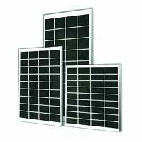 Solar Cells & Modules