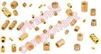 Plastic Fittings Brass Inserts