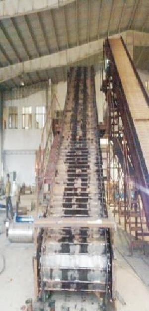 Slat Chain Conveyor 01