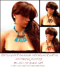 Dokra fashion jewellery