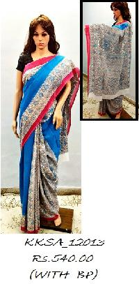 Madhubani Soft Cotton Saree