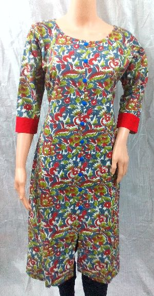Tailor Made Soft Cotton KURTI