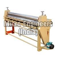 Corrugated Sheet Pasting Machine