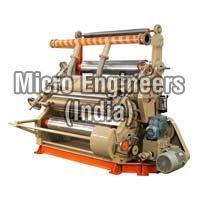 Oblique Type Single Facer Machine