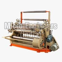 Oblique Type Single Facer Machine (ME - 203)