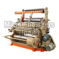 Oblique Type Single Facer Machine (MS-40-60-100)