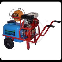 power sprayer trolley
