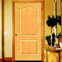 Moulded Wooden Door