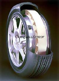 Bullet Proof Tyre