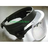 Bulletproof Visor for Helmet (BPVI-01)