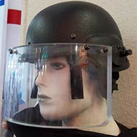 Tactical Ballistic Protection Helmet (BPHV-01)