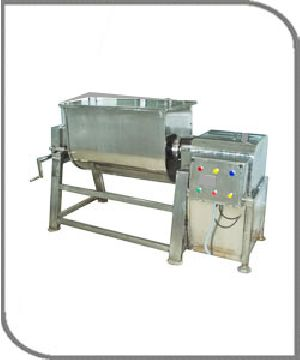 Powder Mass Mixer GMP Model