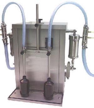 Volumetric Bottle Filling Machine GMP Model
