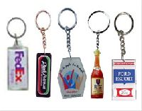 Silicone Rubber Keychain