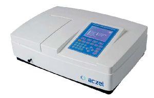 UV/VIS Spectrophotometer- Multi wavelength Scanning