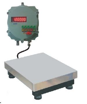 CTG-F Series Flame Proof Scale (Mild Steel Body)