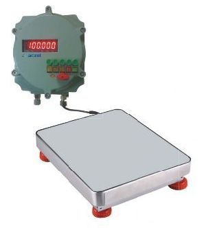 CTG-F Series Flame Proof Scale (Stainless Steel Body)