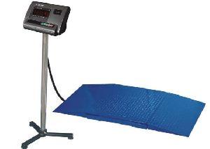 Ultra Low Profile Scale -U.M.S Series