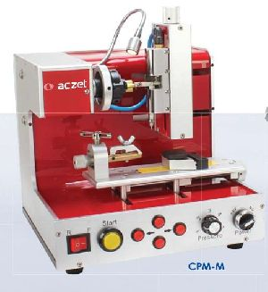 Ring Engraving Machine (CPM-M)