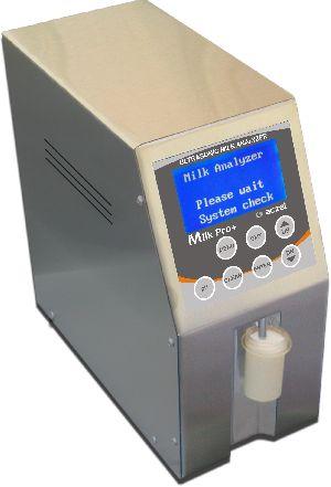 Ultrasonic Milk Analyzer