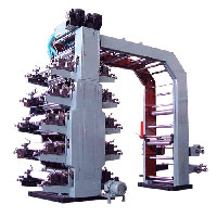 Flexo Bag Printing Machine