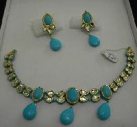 Kundan Necklace Set 07