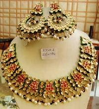 Kundan Necklace Set 10