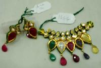 Kundan Necklace Set 19