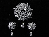 Silver Rhodium Jewellery 03