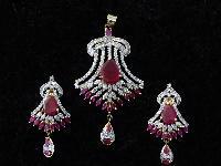 Silver Rhodium Jewellery 06