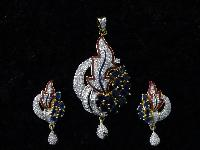 Silver Rhodium Jewellery 09