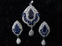 Silver Rhodium Jewellery 13