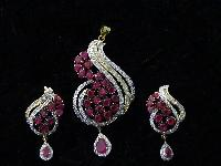Silver Rhodium Jewellery 17