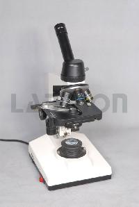 Simple Monocular Microscope