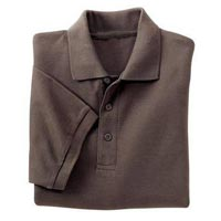 Brown Polo T-Shirt