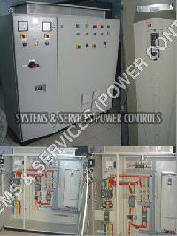 AC And DC Drive Panel