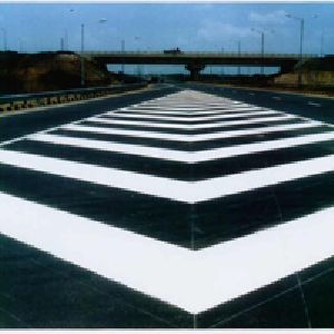 Thermoplastic Road Marking Paint and Material