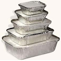 Disposable Aluminum Containers