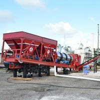 Mini Asphalt Drum Mix Plant - 30 TPH