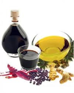 Basil Oleoresin Oil