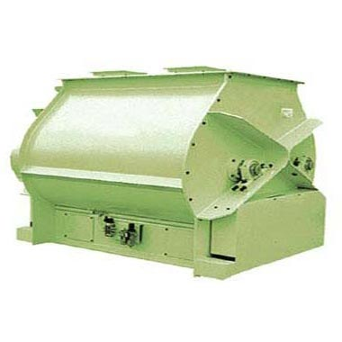 Double Shaft Mixer Machine